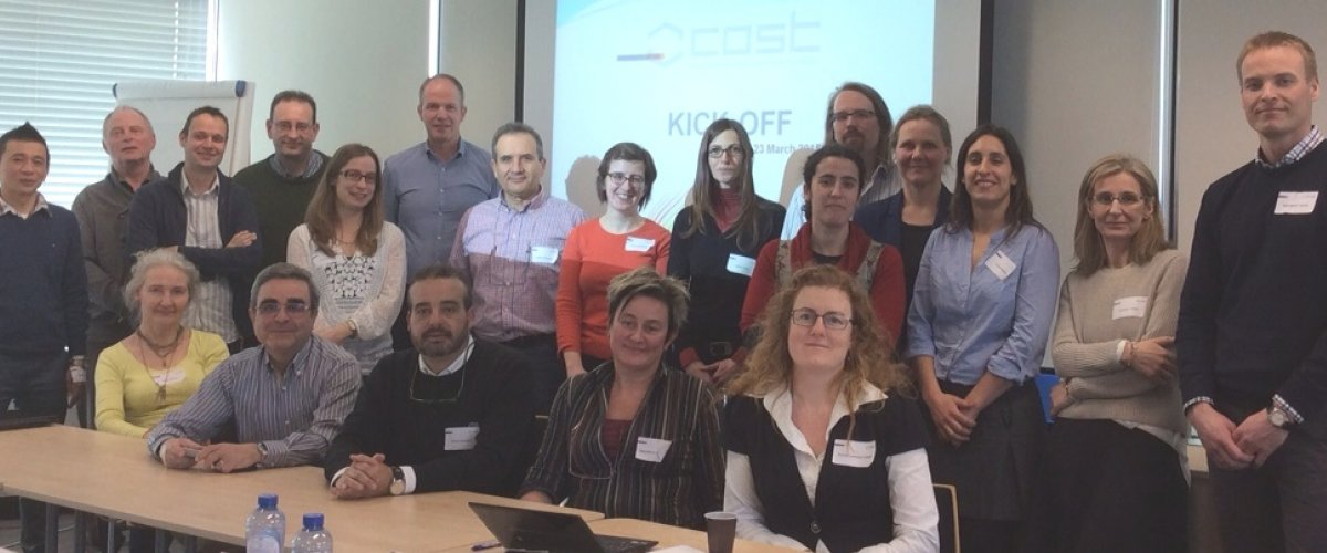 Kick-off March 2015, Brussels