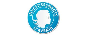 Logo - Investissements d'avenir