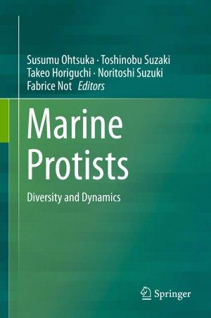 livre marine protists